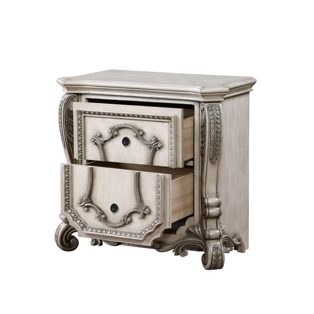 Braylee Nightstand, Antique White. Picture 2