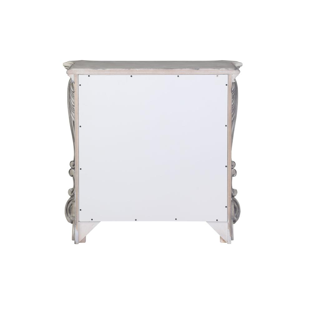 Braylee Nightstand, Antique White. Picture 3