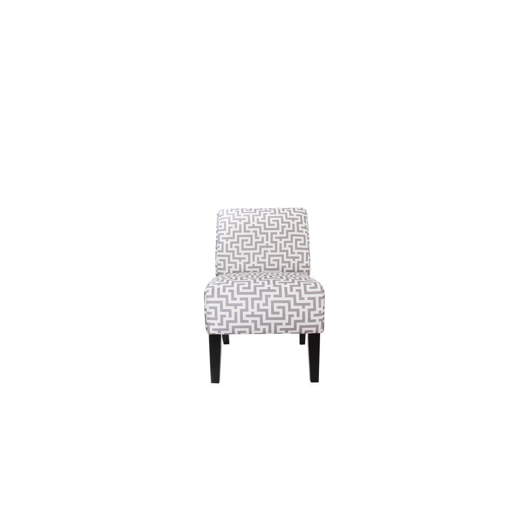 Ollano Accent Chair, Floral Fabric. Picture 8