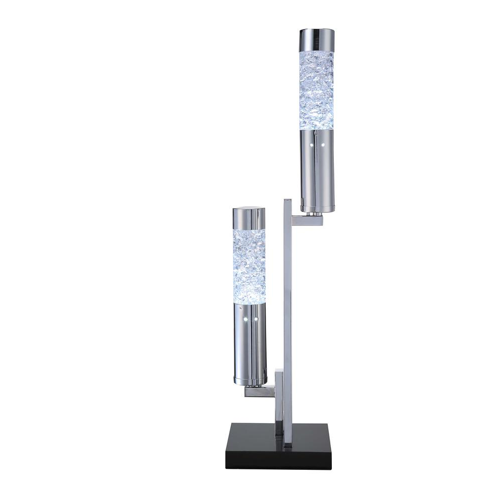 Cici Table Lamp, Chrome. Picture 3
