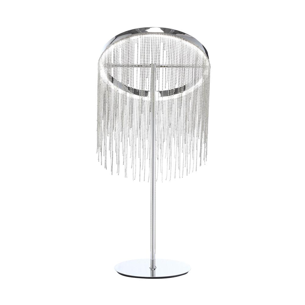 Aurinda Table Lamp, Sandy Nickel. Picture 6