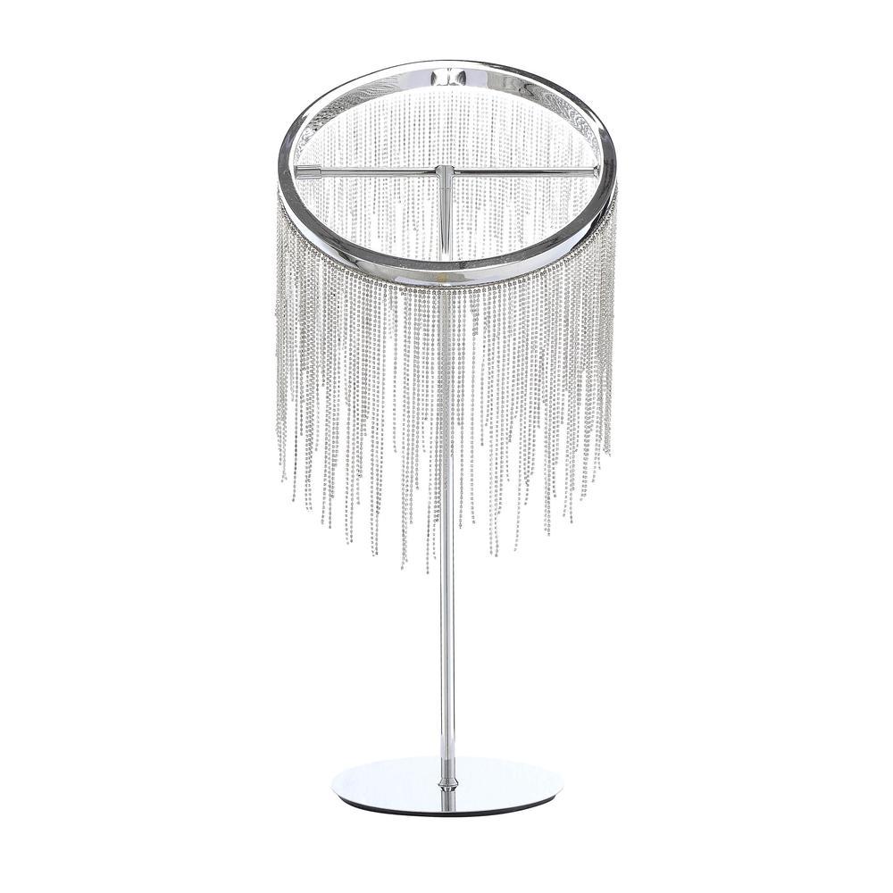 Aurinda Table Lamp, Sandy Nickel. Picture 8