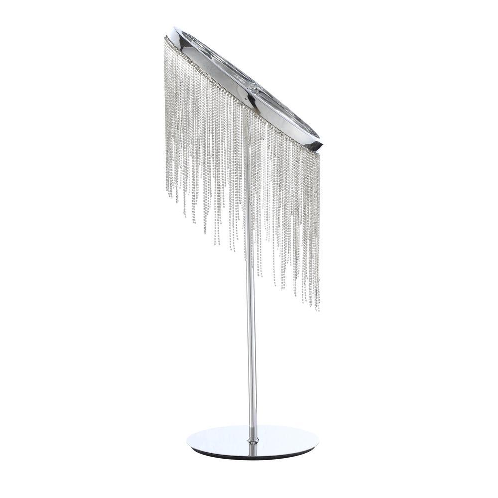 Aurinda Table Lamp, Sandy Nickel. Picture 11