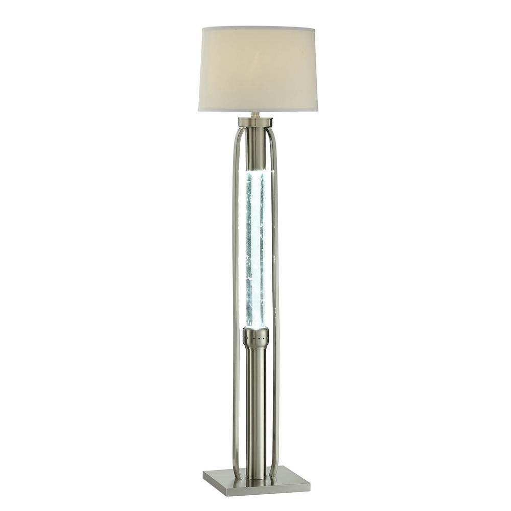 Aurinda Table Lamp, Sandy Nickel. Picture 26