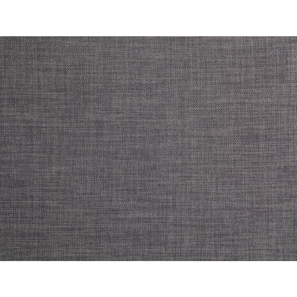 Laurissa Sectional Sofa & Ottoman (2 Pillows), Charcoal Linen (1Set/2Ctn). Picture 9