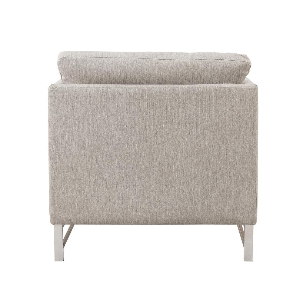Varali Chair, Beige Linen. Picture 2