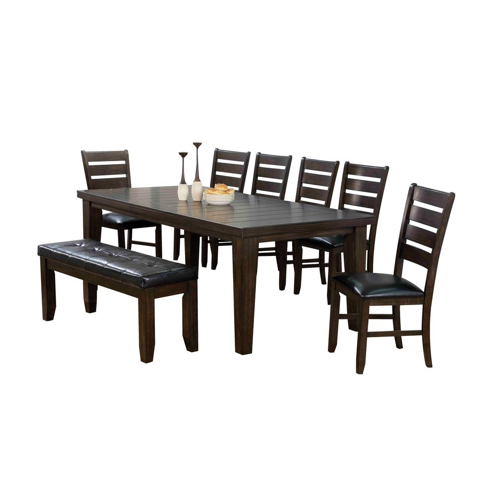 Urbana Dining Table, Espresso. Picture 1