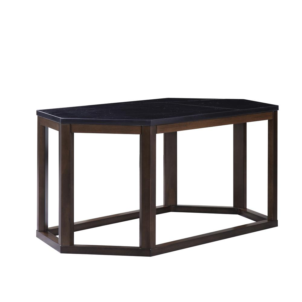 Reon Coffee Table, Marble & Gray. Picture 27