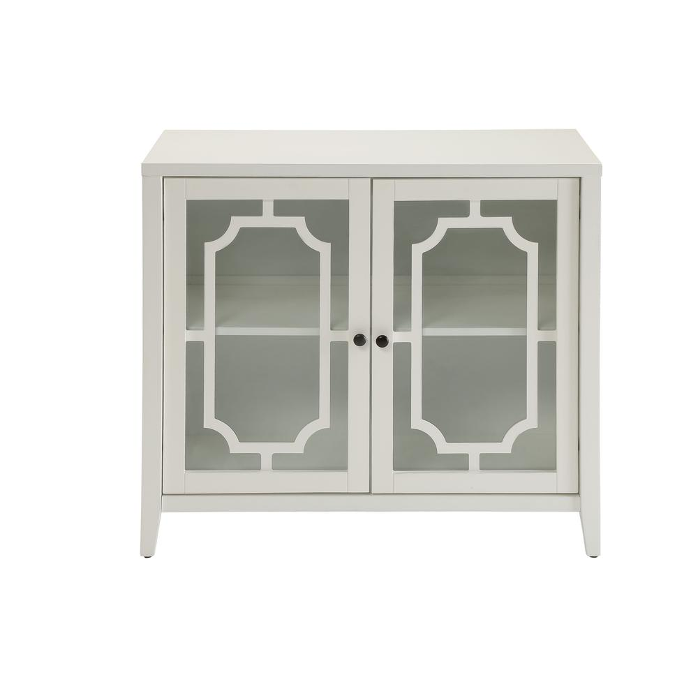Ceara Console Table, White. Picture 2