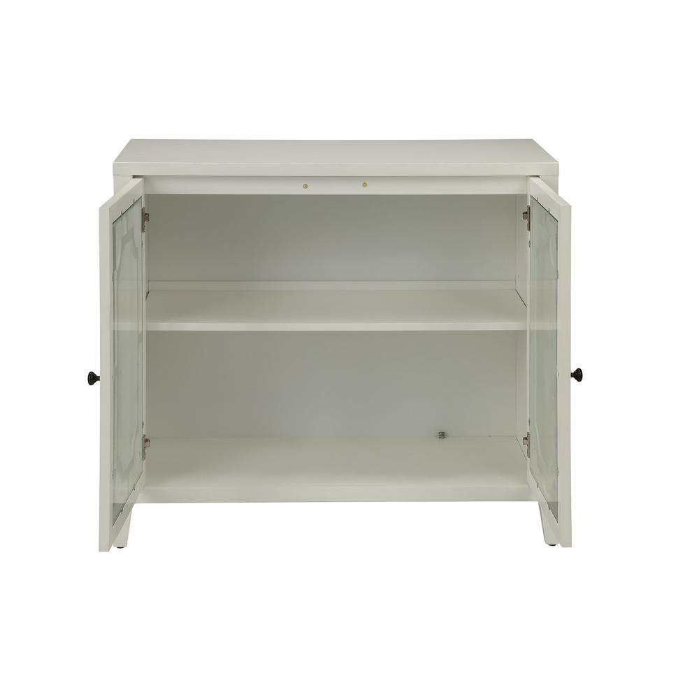 Ceara Console Table, White. Picture 3