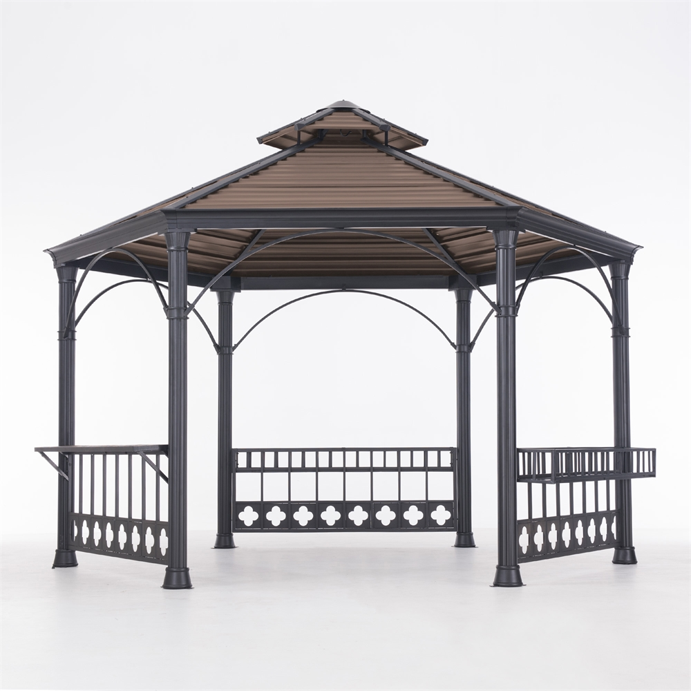 Hexagonal Gazebo Cp Top