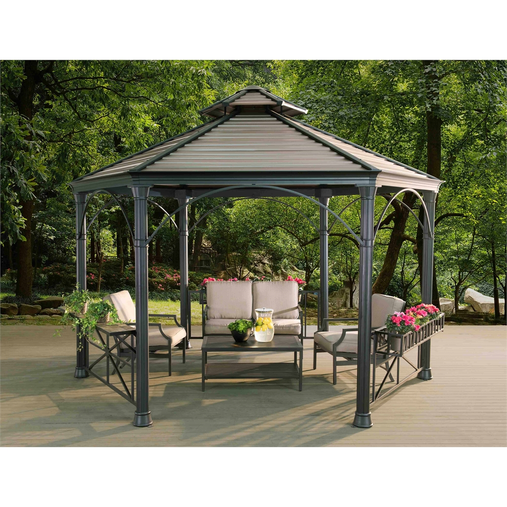 Ottawa Hexagonal Gazebo