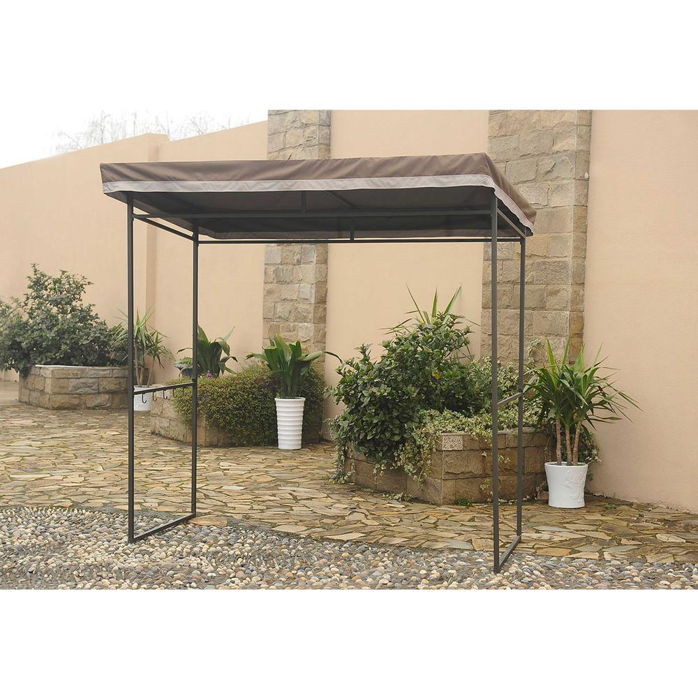 Replacement Canopy For L Gg049pst B Small Grill Gazebo