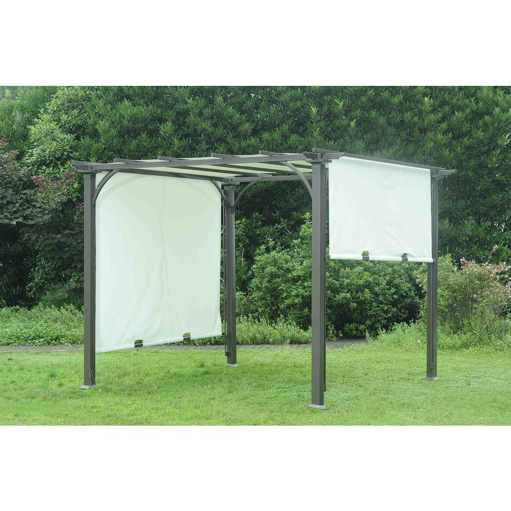 Replacement Canopy For L Pg080pst F6 8x8 Pergola