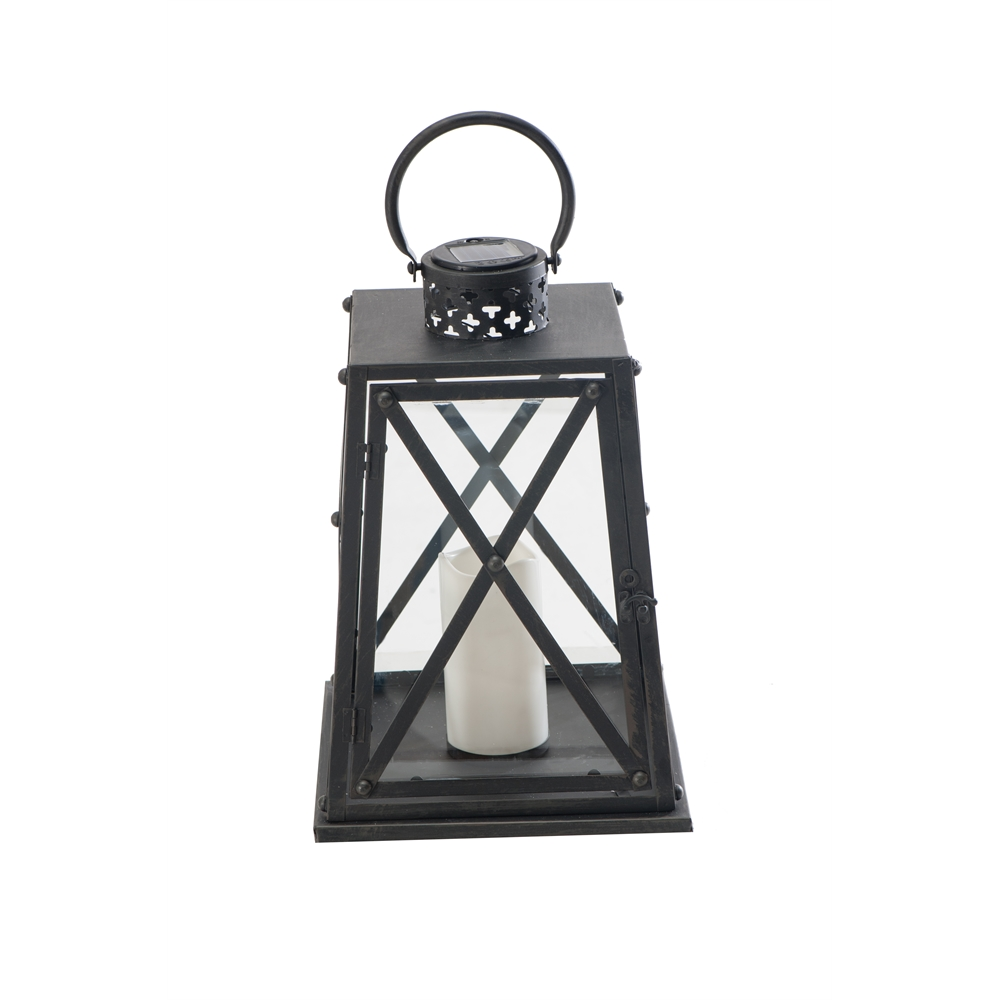 Metal Solar Lantern