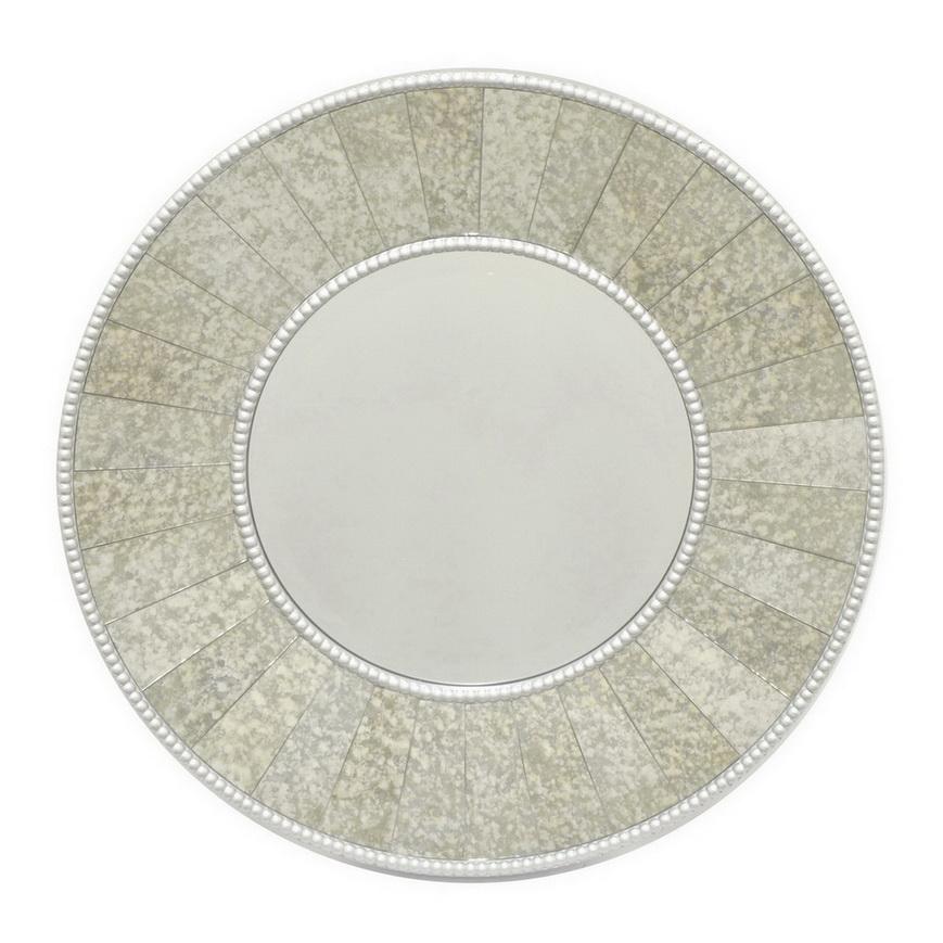 Round Decorative Wall Antique Mirror