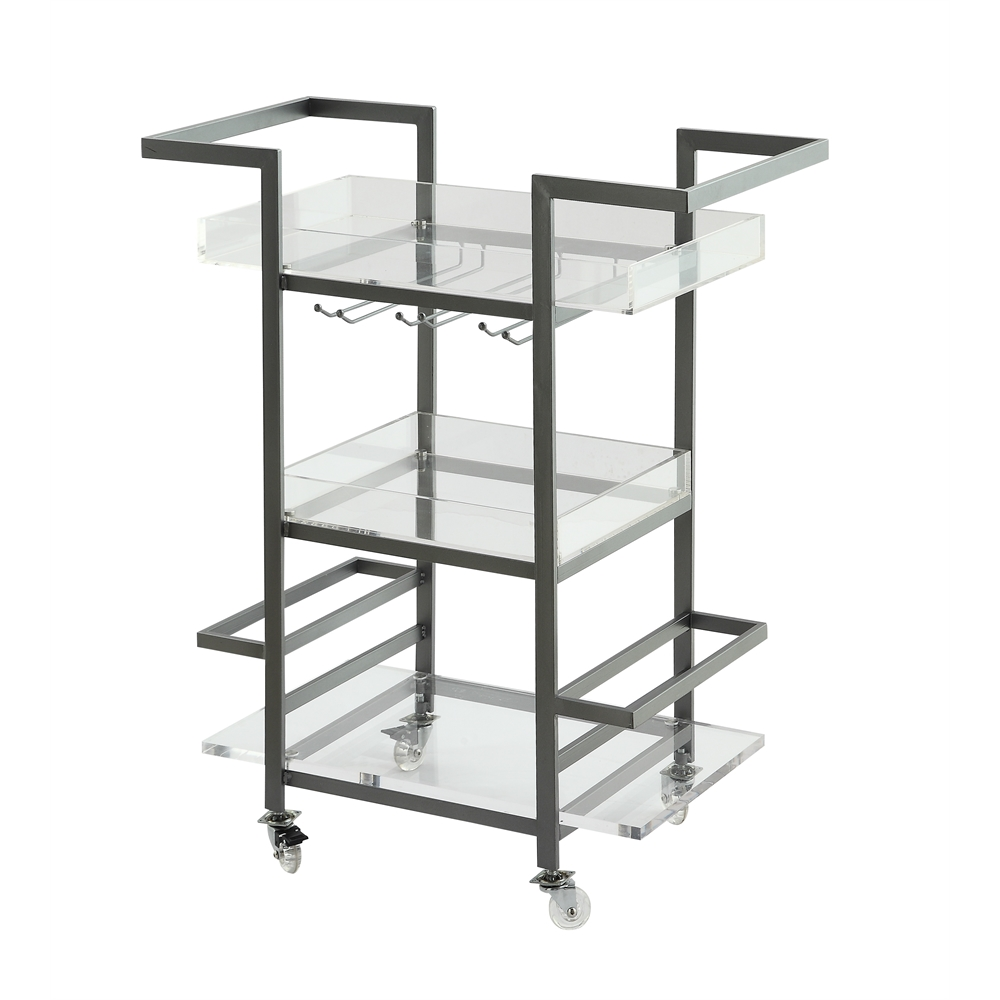 clean kitchen cabinets three tier bar cart h35 00 quot clear 13607