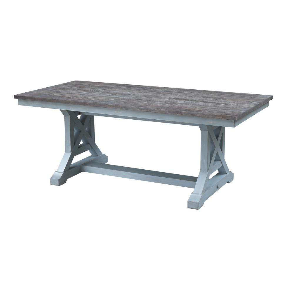 Bar Harbor Dining Table. Picture 1