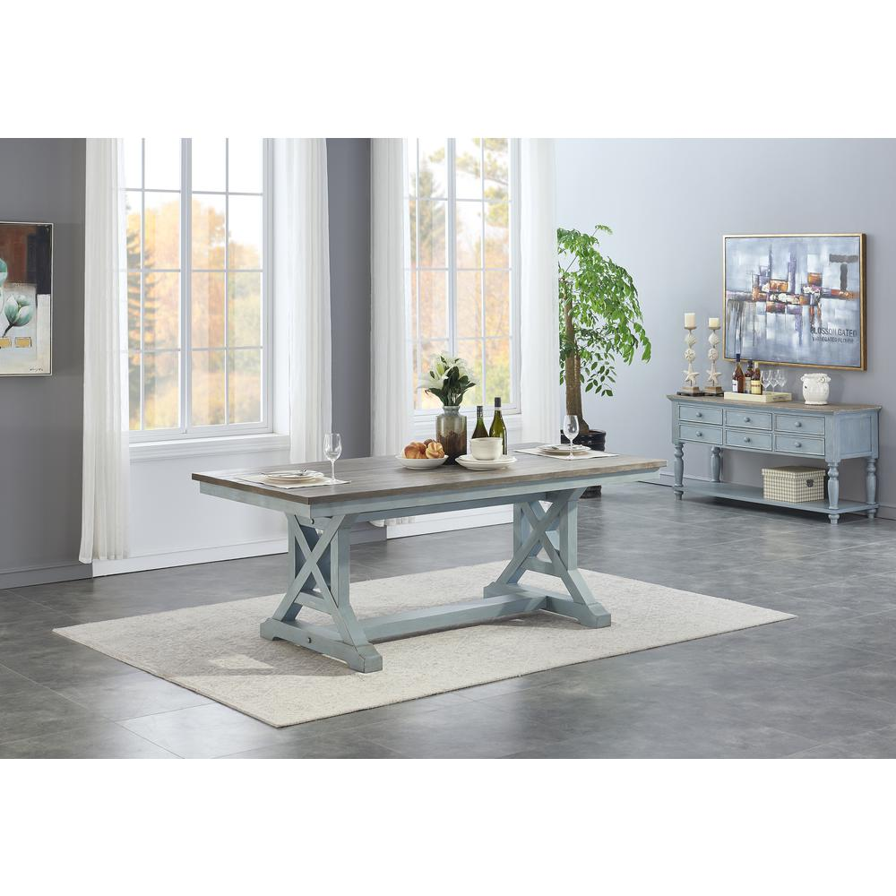 Bar Harbor Dining Table. Picture 3