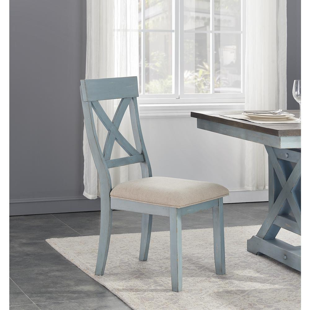 Set of 2 Bar Harbor Dining Chairs. Picture 3