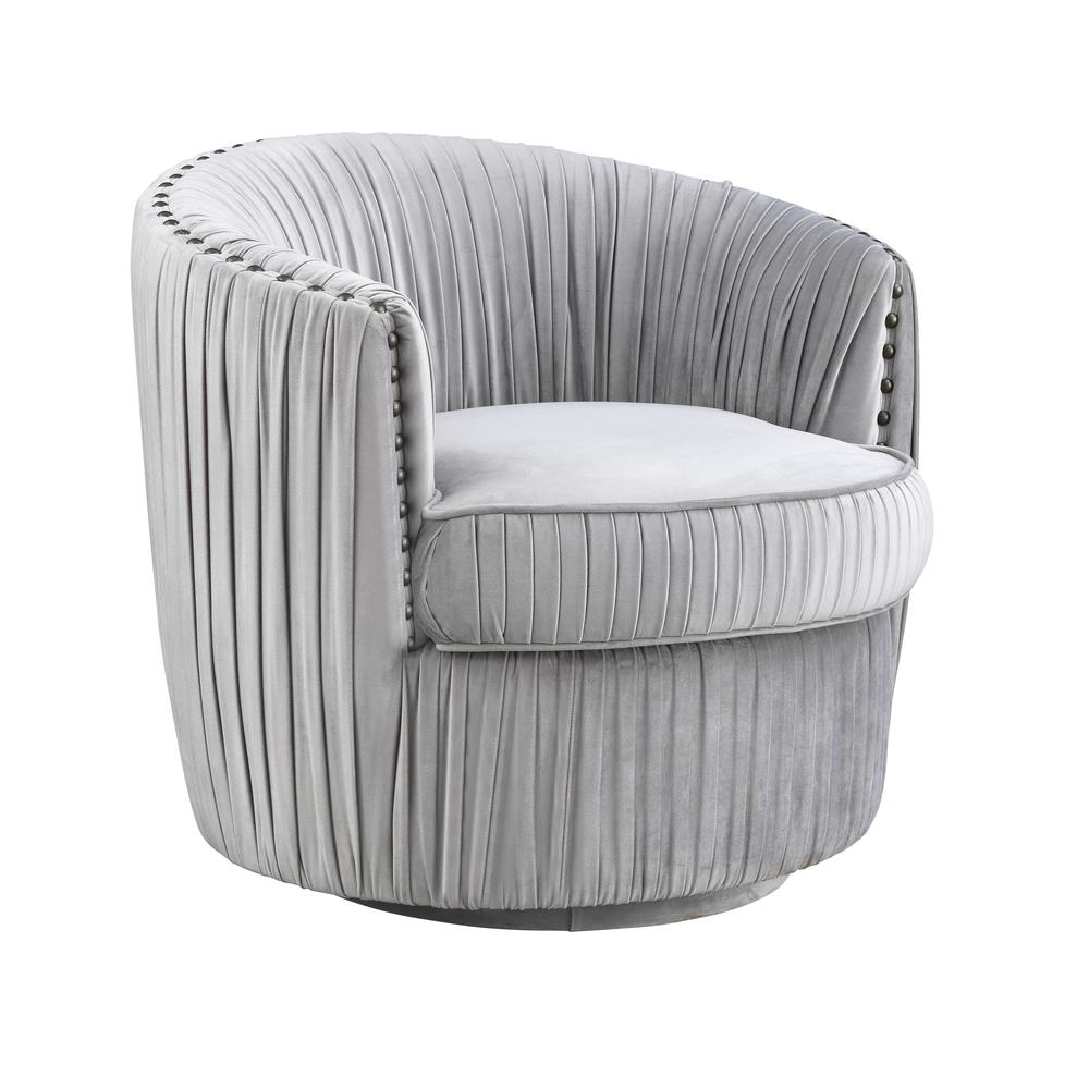 Swivel Accent Chair. Picture 1