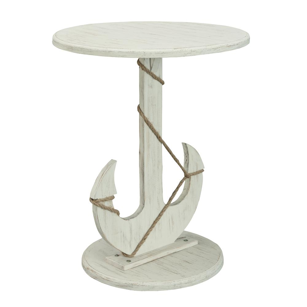 Anchor Table H27 00 Quot Sanibel White Rub