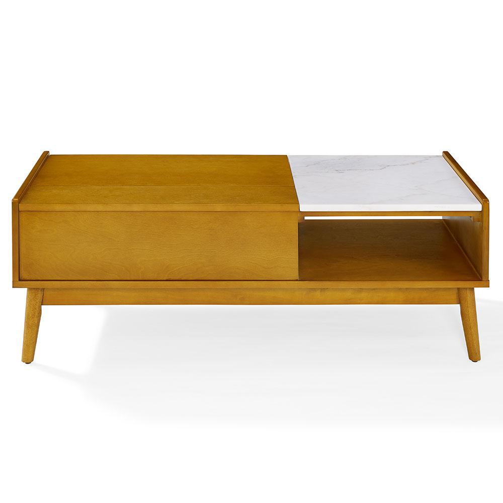 Landon Storage Coffee Table Acorn