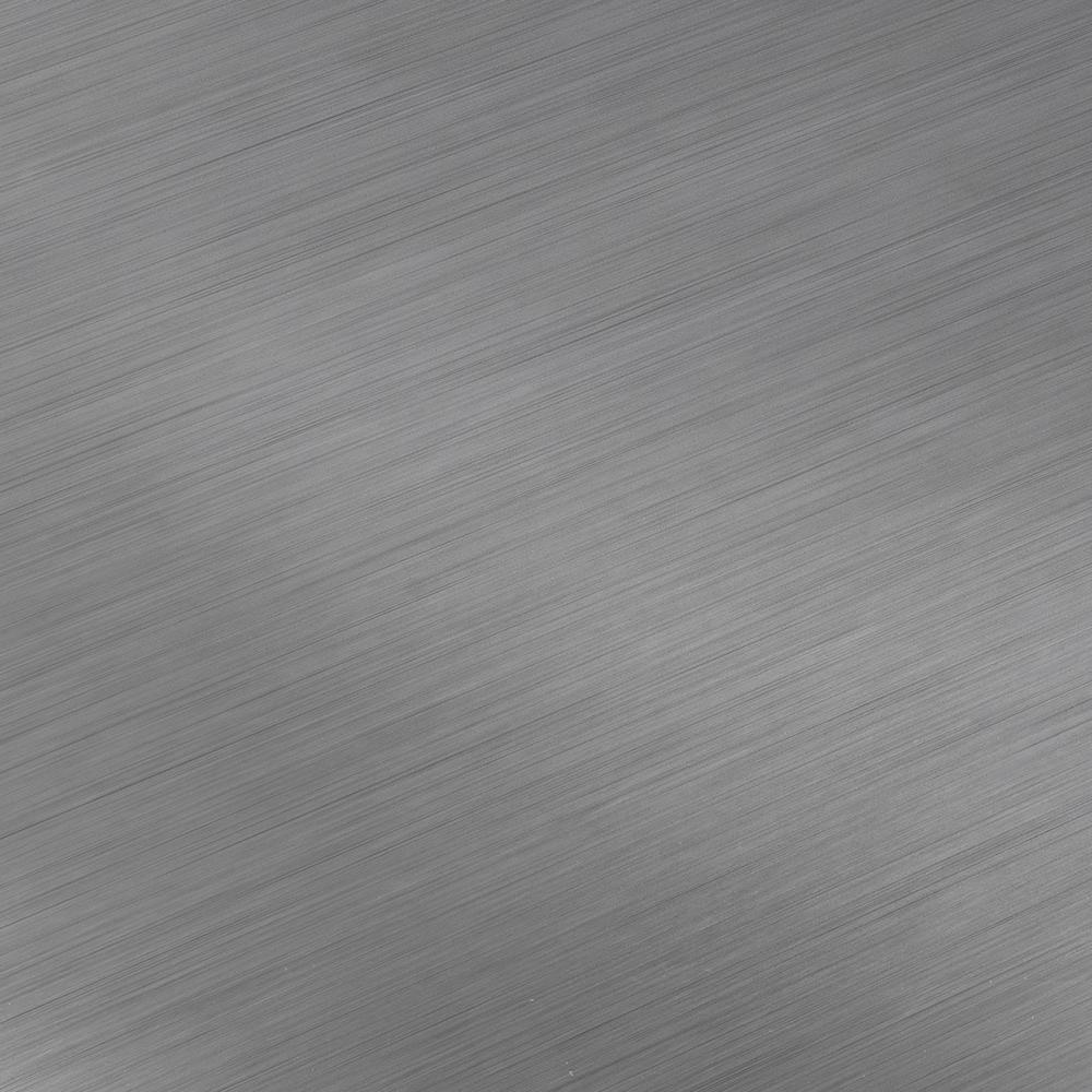 Julia Kitchen Island Gray/Stainless Steel. Picture 8