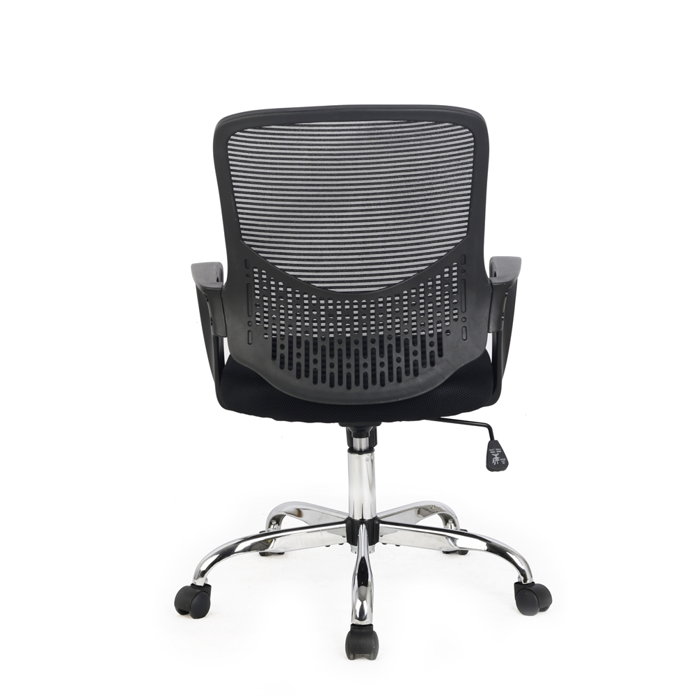 Mesh Back Office Chair Black Black H40 Quot