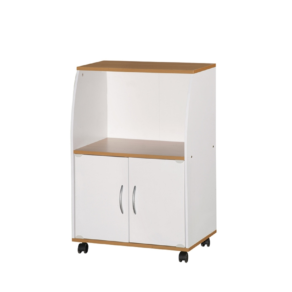baskets for kitchen cabinets microwave cart white h33 quot 10964