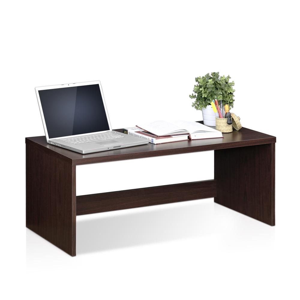 Indo  Low Rise Tatami Writing Desk, Espresso. Picture 3