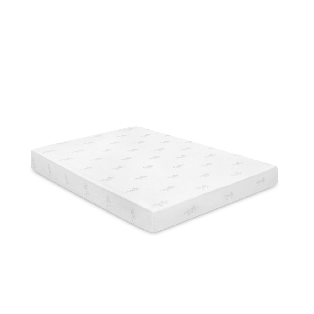 Angeland 6 Inch Gel Infused Memory Foam Mattress Full