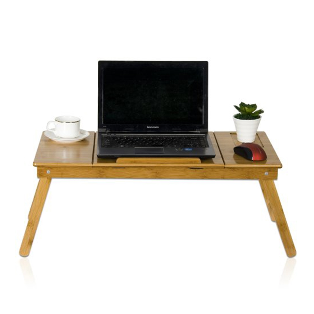 Nature Bamboo Mobile Amp Laptop Tray