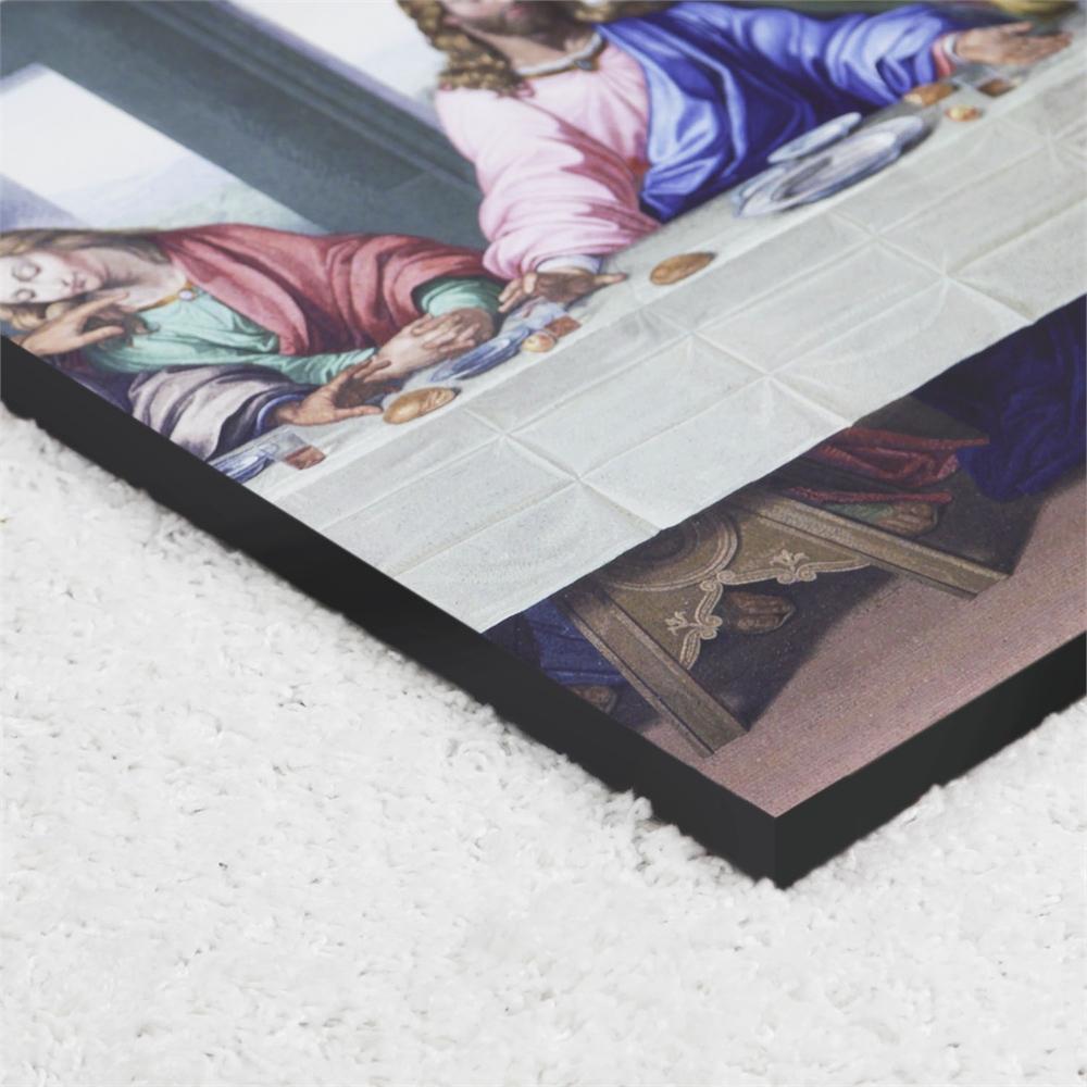SENIK Brisbane Pier 3-Panel MDF Framed Photography Triptych Print, 72 x 24-in. Picture 7