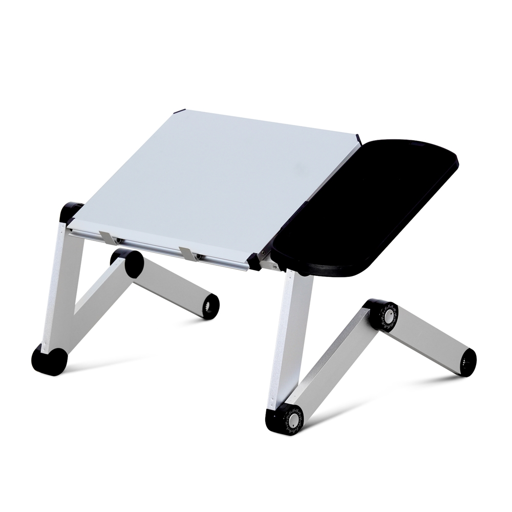 Ergonomics 360 Degrees Adjustable Multi-functional Laptop Desk Bed Tray,. Picture 1
