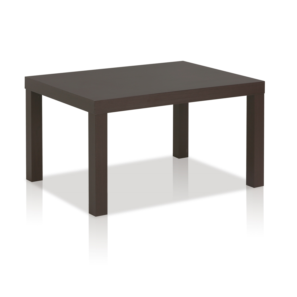 Classic Rectangular Coffee Table Espresso