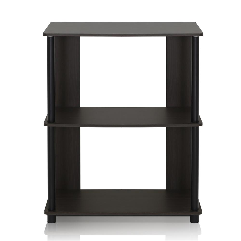 JAYA Simple Design Bookcase, Walnut,. Picture 5