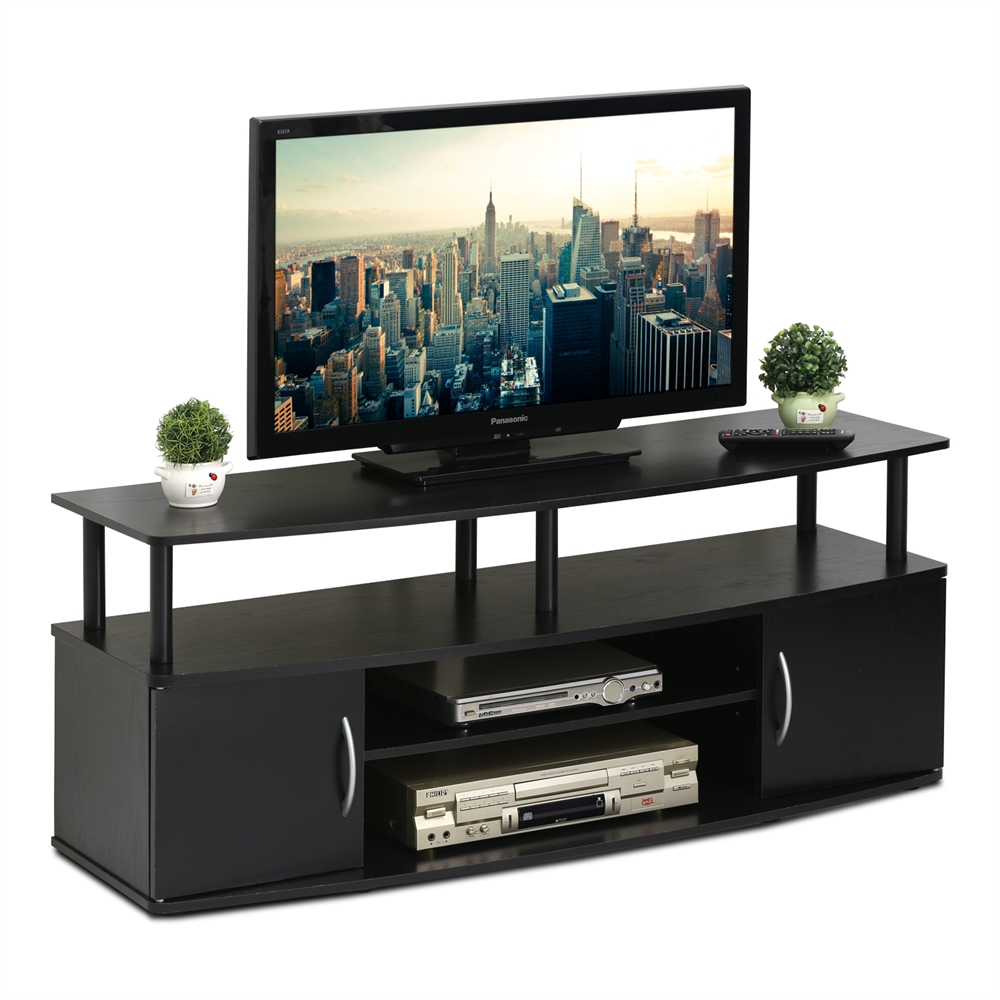 JAYA Large Entertainment Center Hold up to 50-IN TV,. Picture 5