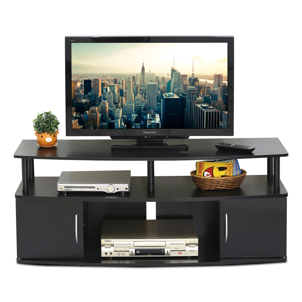 JAYA Large Entertainment Center Hold up to 50-IN TV,. Picture 6