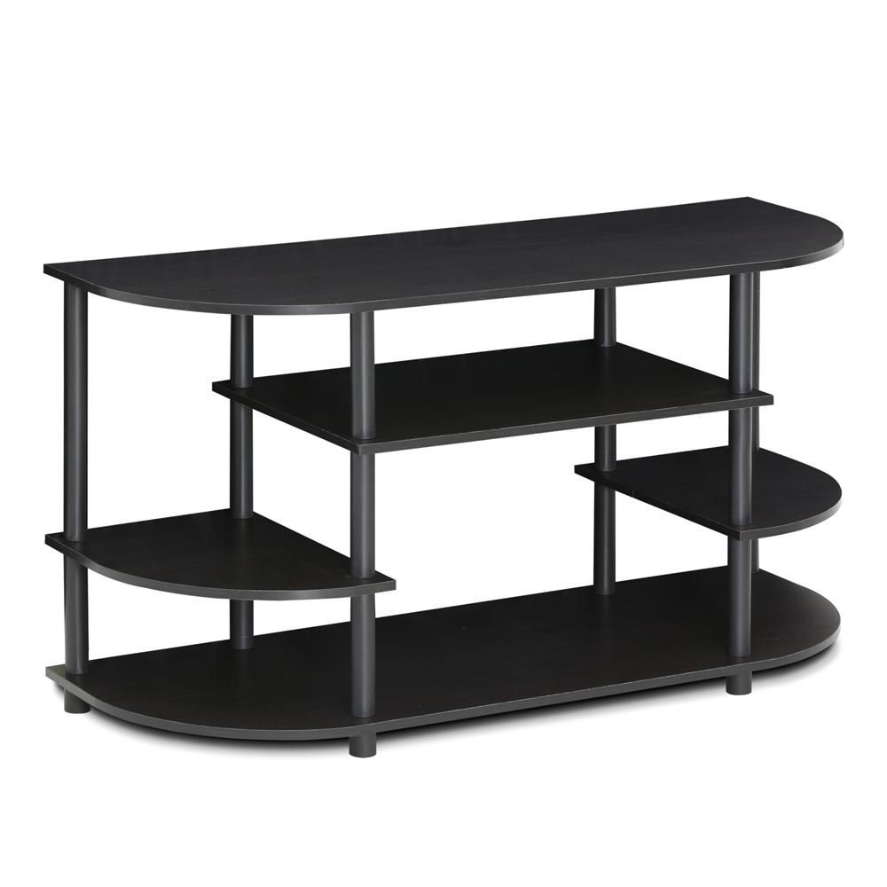 JAYA Simple Design Corner TV Stand