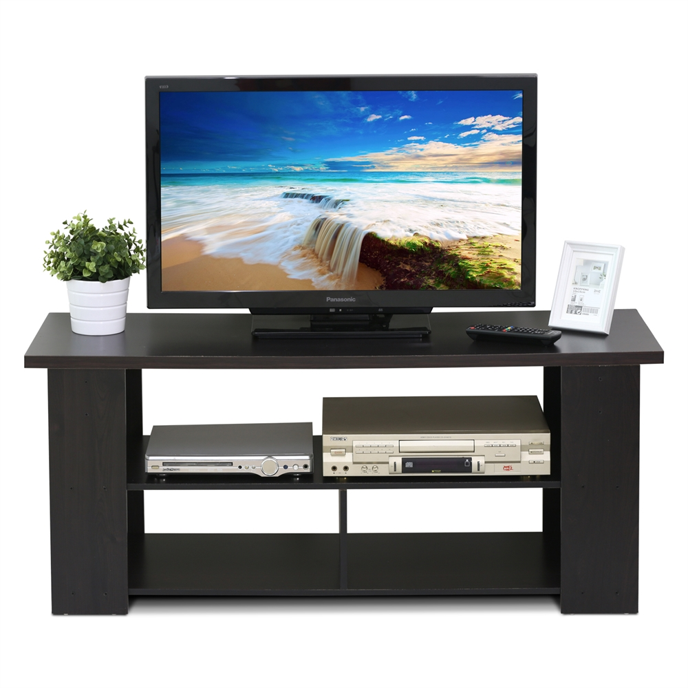 15118 JAYA TV Stand Up To 50-Inch, Espresso. Picture 4