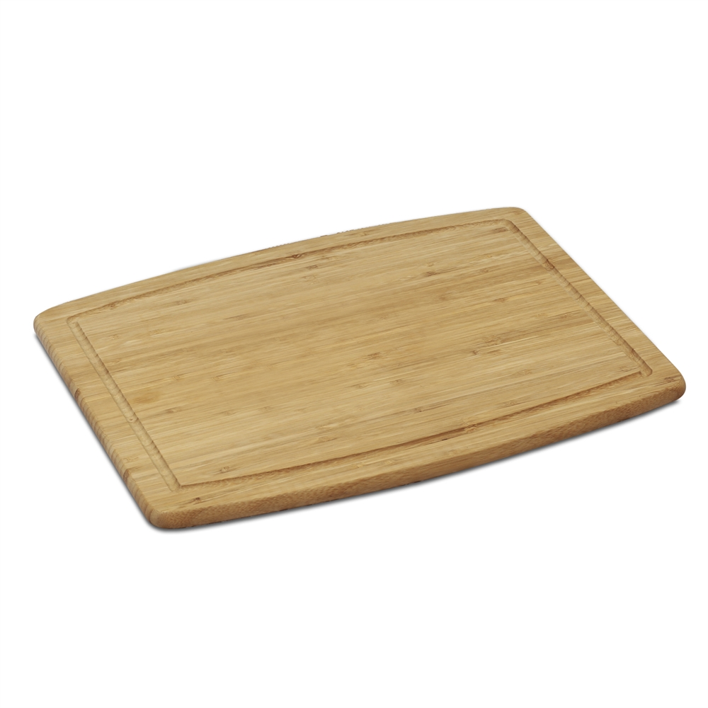 DaPur Bamboo Cutting Board with Drip Groove,. Picture 1