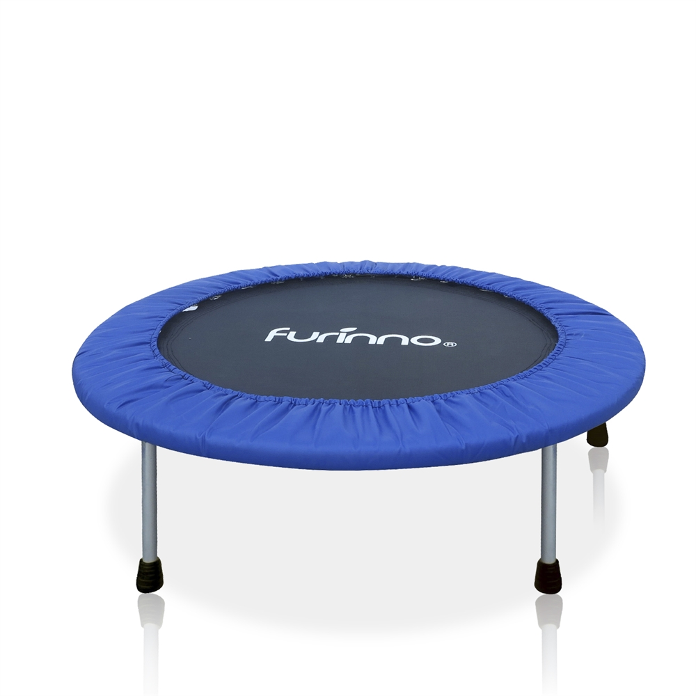 36 Inch Folding Trampoline. Picture 1