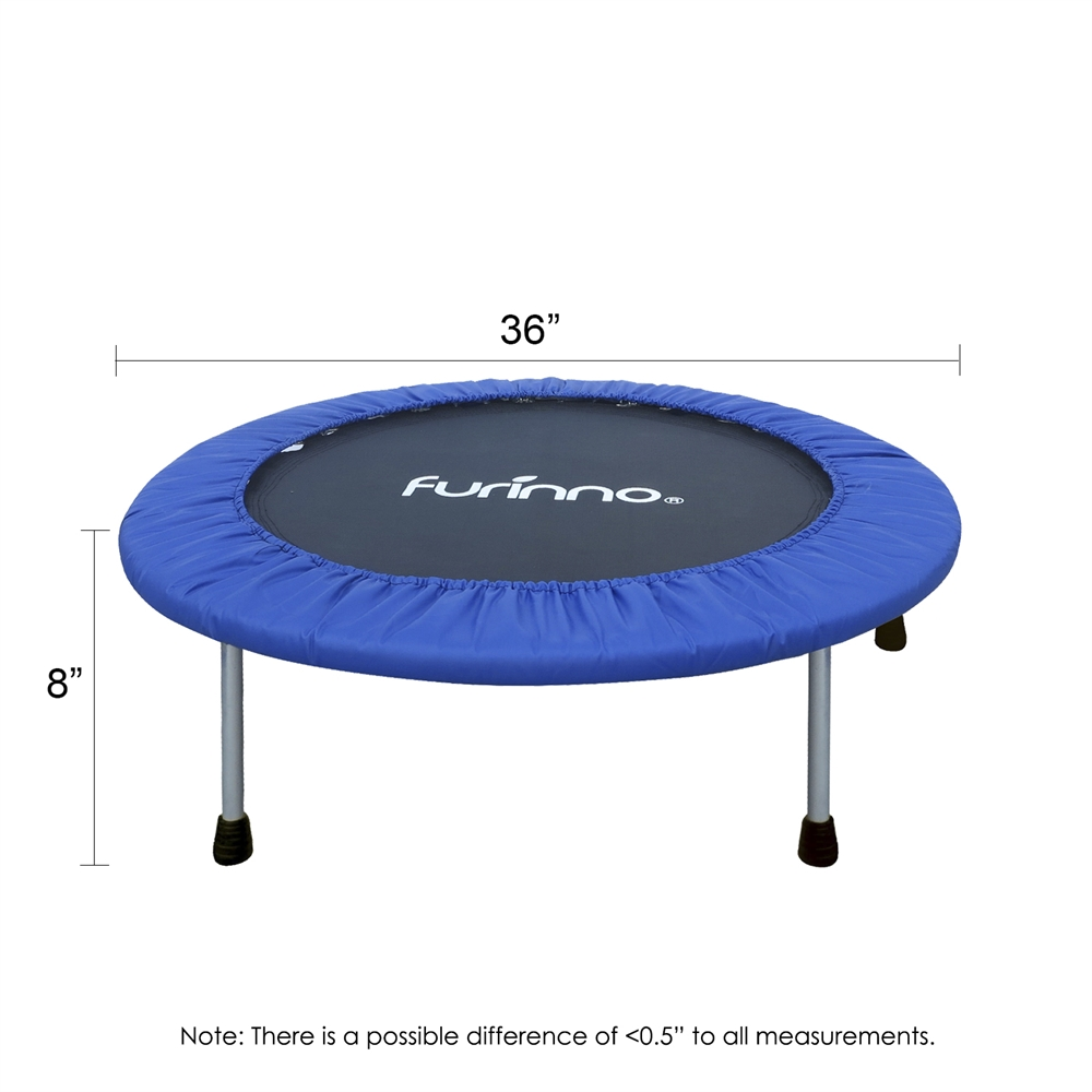 36 Inch Folding Trampoline. Picture 2