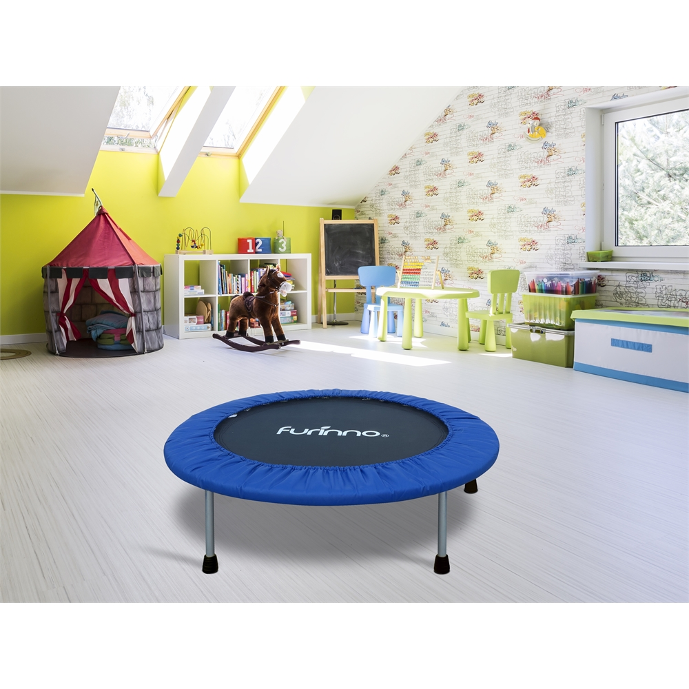 36 Inch Folding Trampoline. Picture 5