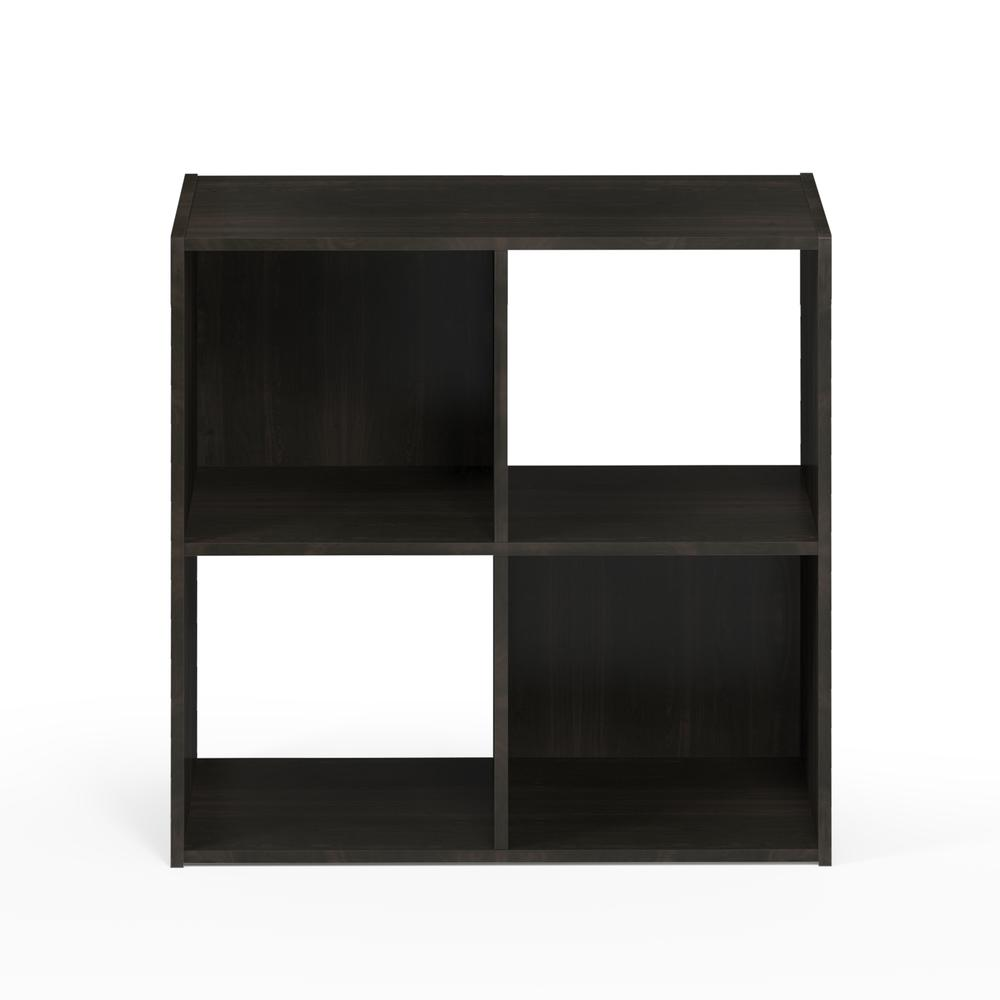 Pelli Cubic Storage Cabinet, 2x2, Espresso, 18051EX. Picture 3