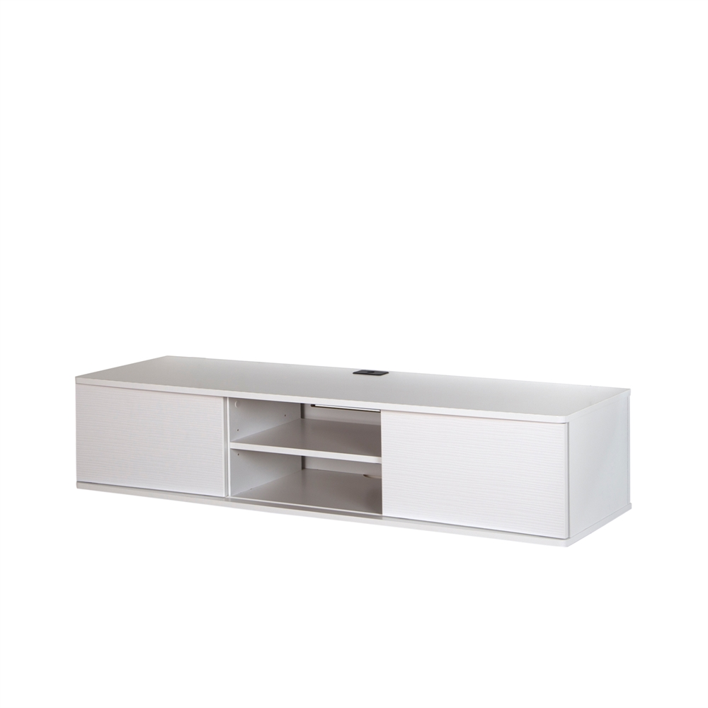 South Shore Agora 56 Quot Wide Wall Mounted Media Console