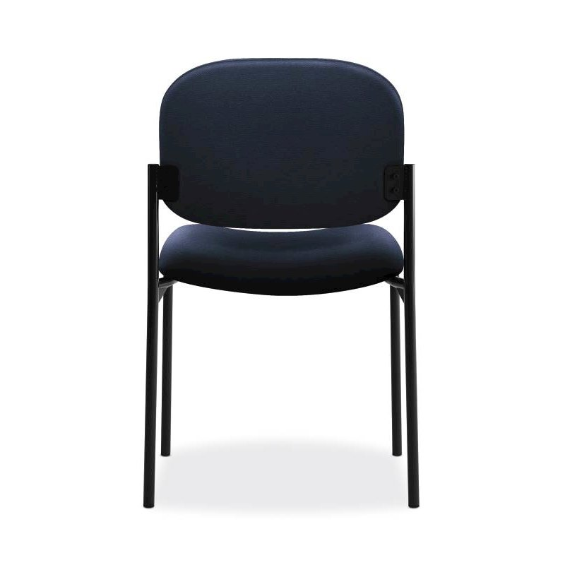 Scatter Stacking Guest Chair | Navy Fabric. Picture 5