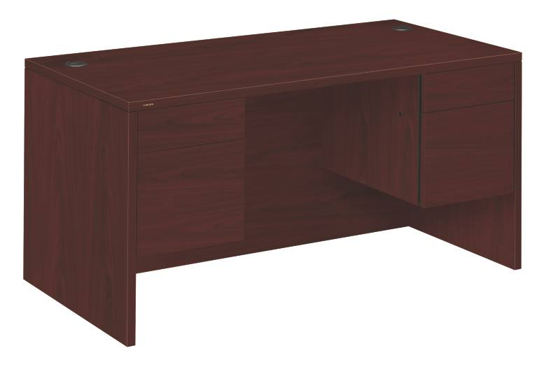 """10500 Series Double Pedestal Desk 