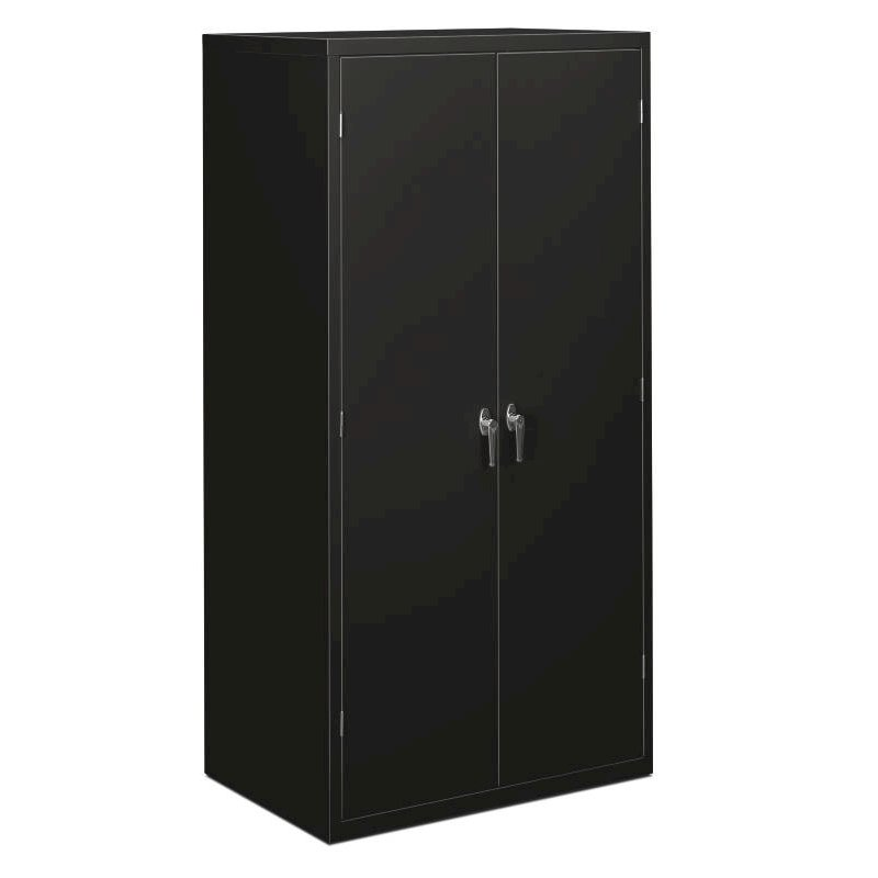 "HON Brigade Storage Cabinet | 5 Adjustable Shelves | 36""W x 24-1/8""D x 72""H 